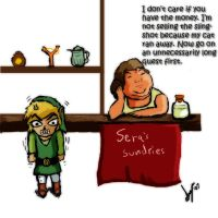 Zelda Annoyances 2 by Teskein