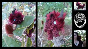 Loreli - Handmade OOAK poseable creature - SOLD by SonsationalCreations