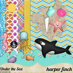 Under the Sea Mini Kit by harperfinch