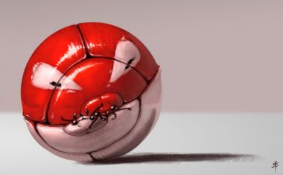 Voltorb by rob-powell
