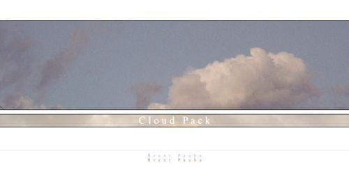 Cloud Pack 02 by BPauba