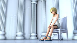 Namine - Isolated by TheRPGPlayer
