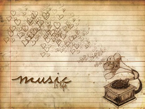 Music Vintage by Nmpingui