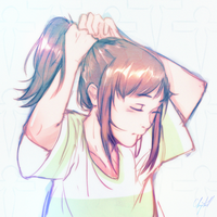 Chihiro by Partaytoes