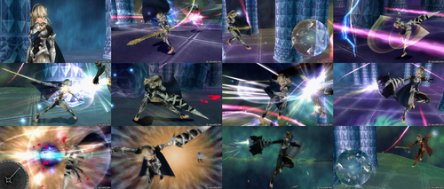 Dissidia 012 Mods: Corrin (Smash 3DS) by SatoshiKura