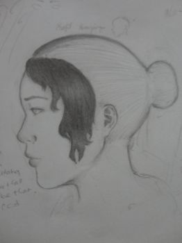Side View WIP by thegirlfromindonesia