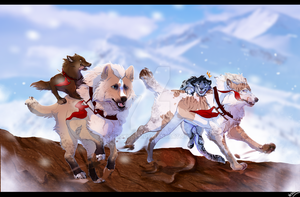 Faction Brawl: Collab by toskurra