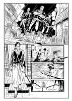 The Silent Swordsman Pg 3 - NJValente (inked) by carriehowarth
