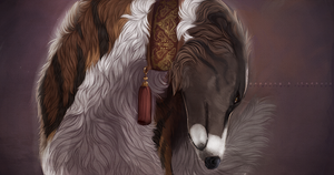 The Noble's Dog by poppyng