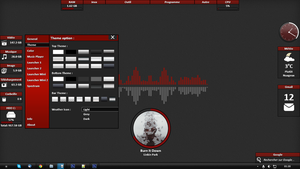 WIP NoName for Rainmeter Preview n4 by kaz28100