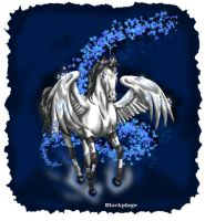 pegasis in white by shadowwolf-twp