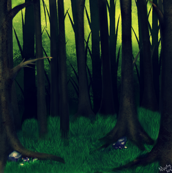 seclude by resplendentgalaxies