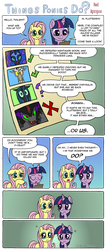 Things Ponies Do by RedApropos