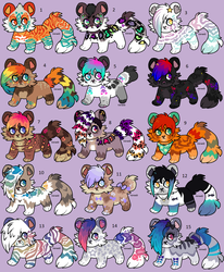 Adopts Feb 2018 (Open) by Kainaa