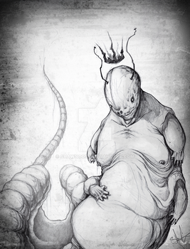 The Maggot King by ShawnCoss