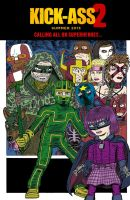 Kick-ASS 2 JUSTICE FOVER by C4L