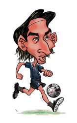 Ibrahimovic by adalfan