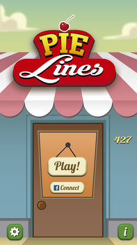 Pie Lines Menu concept by JPGArt