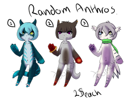Anthro adopts by toomoko