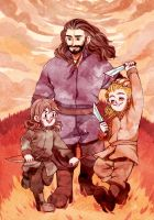 Thorin Centered Fanbook-1 by NON6
