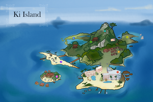 Ki Island UNDER NEW MANAGEMENT by k00k3y