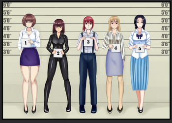 Suspects Lineup (closed voting) by EN17