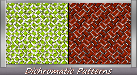 Dichromatic Patterns by allison731