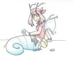 May TF into Kingdra