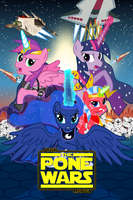 Star Mares: The Pone Wars by ChrisTheS