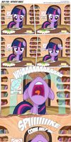 MLP: FiM Without Magic Page 2 (New Version) by PerfectBlue97