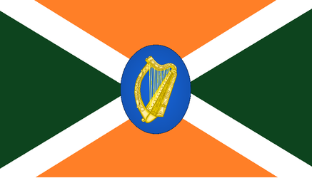 Flag of Ireland (RDNA-Verse) by kyuzoaoi