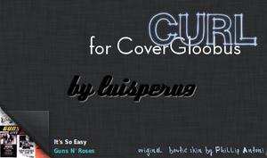 Curl for Covergloobus by luisperu9