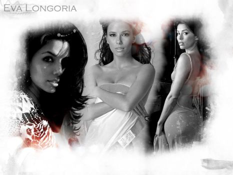 Eva Longoria Wallpaper by Nova-Designs