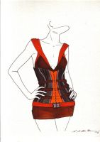 Corset by GwenStacy