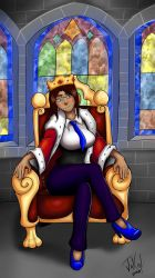 All Hail the Librarian by Jakal63