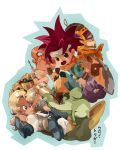 Hurry Scurry Chrono by Laumii