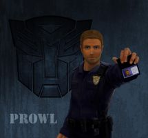 Humanized Prowl by liliwen