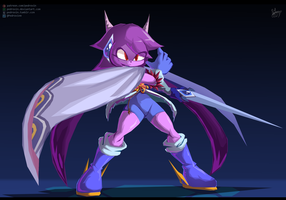 JRPG Lilac II by Pedrovin