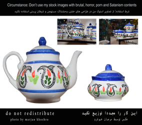 container-Place sugar-Teapot-by marjan khoshro by khoshro