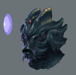Silurian redesign by Harnois75
