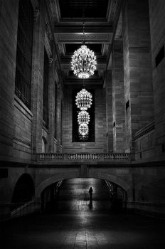 Grand Central by Orzz