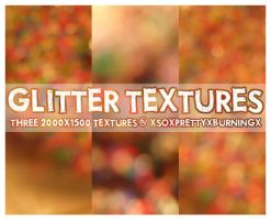 glitter textures by pukingpastilles