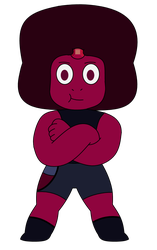 [SU] OC Ruby by MaelStrhom