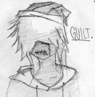guilt. by Hush-Glory
