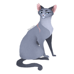 Bluestar by Whitefeatherink