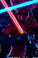 Darth Talon Cosplay by MorganaCosplay