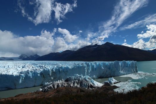 Glacier wide by AlejandroCastillo