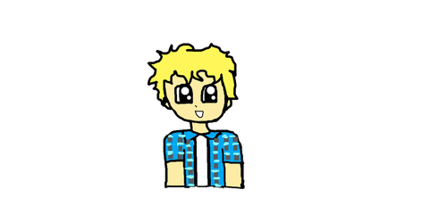 Garroth Aphmau by CrazyCookieKid