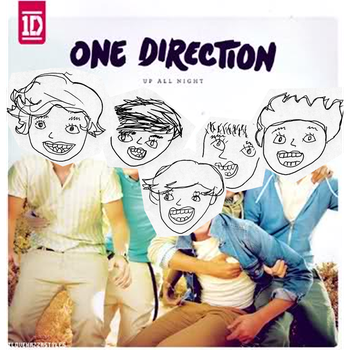 LOL ONE DIRECTION ITHINKNOT by MoonShadow-27