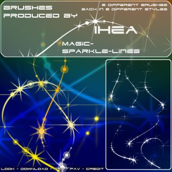 MAGIC-SPARKLE-LINES HQ by IHEA